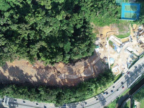 '역대급 난이도' 싱가포르 복층 지하고속도로, 삼성이 뚫는다