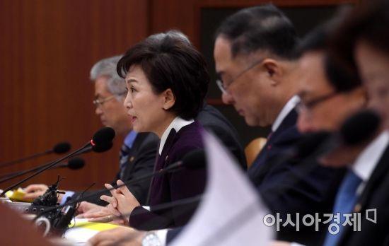 """김현미 장관 """"고가 부동산 시세 반영 속도 높이겠다"""""""
