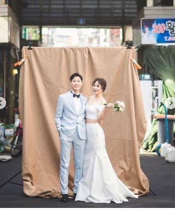 """허안나, 7년 열애한 예비신랑과 오늘 결혼…""""기댈 수 있는 사람"""""""