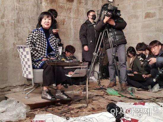 """손혜원, 나경원 발언 두고 """"우리나라 국회의원 너무 무식하다"""""""