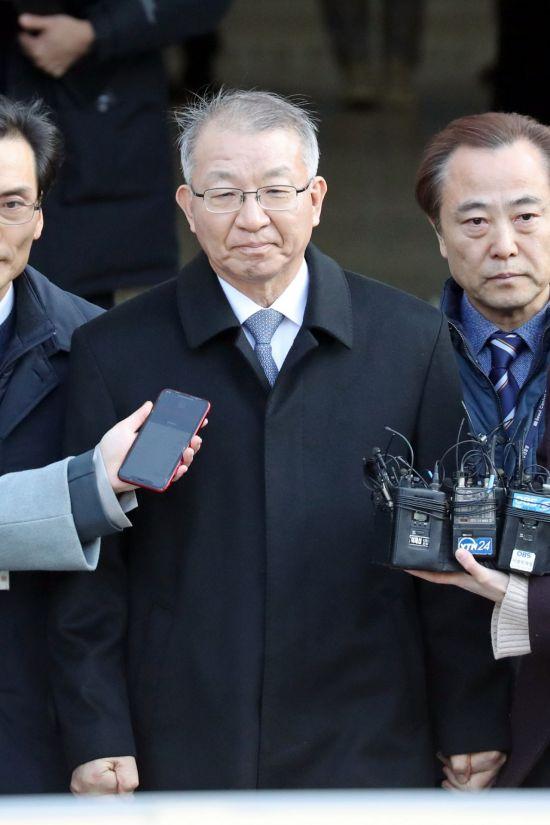 검찰, 양승태·박병대·고영한 기소…'사법농단' 수사 일단락