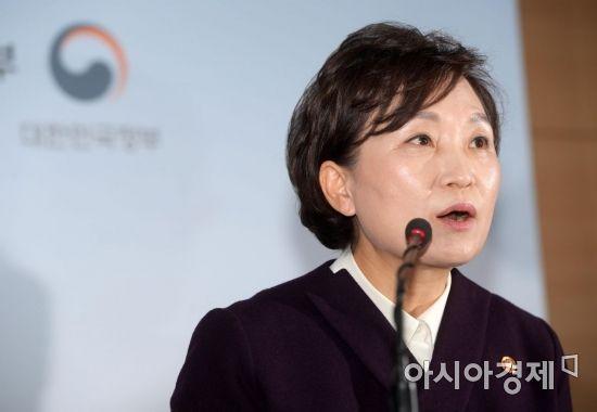 """김현미 """"고가주택 공시價, 공동주택 수준으로 올릴 것"""""""