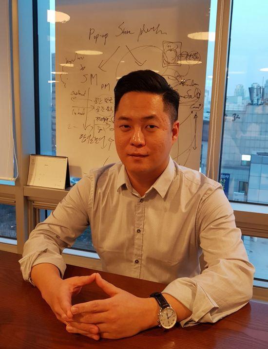 """[강소기업 CEO]김정수 스위트스팟 대표 """"건물 빈공간 활용해 새로운 '리테일' 문화 만듭니다"""""""