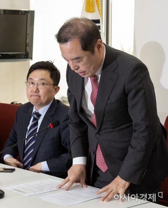 한국당, '5·18망언' 김진태·이종명·김순례 당 윤리위 회부…김병준도 자처