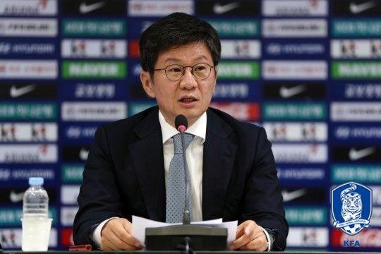정몽규 축구협회장, FIFA 평의회 위원·AFC 부회장 출마