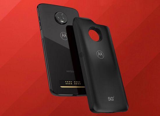 모토로라의 기습…삼성전자 '최초 5G폰' 타이틀 위협(종합)