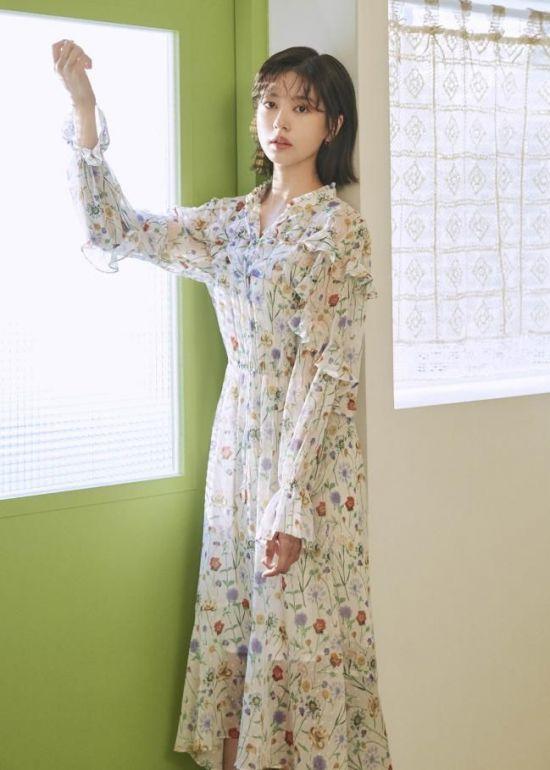 [포토] 정소민  '봄의 여신'