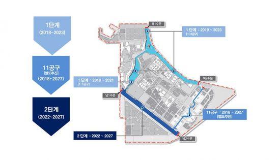 대우건설, 227억 규모 송도국제도시 워터프런트 1-1공구 수주