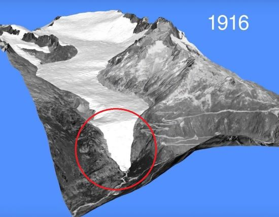 매년 3000억톤씩 녹기 시작한 빙하, 저지대 '대홍수' 시작될까?