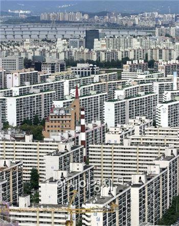 ▲ 강남구 일대 아파트 단지 전경