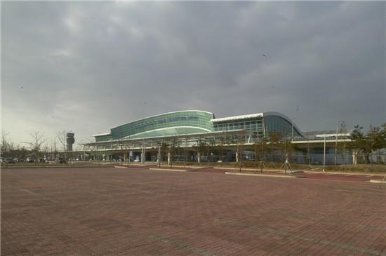 무안국제공항 전경