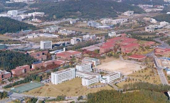 정부출연연구원들이 밀집돼 있는 대전 대덕연구개발특구