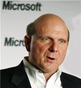 """""""윈도 보다 중요한 것은 없다"""" 스티브 발머 MS CEO"""
