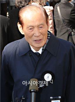 이만섭 전 국회의장