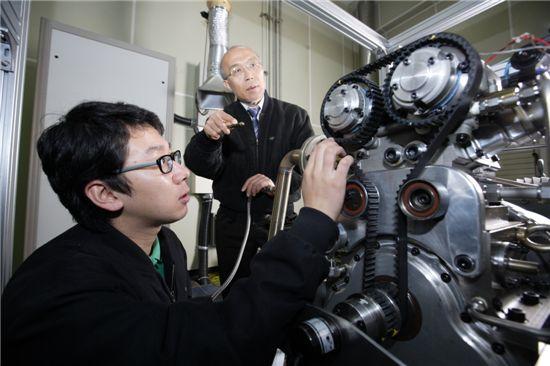 한국기계연구원의 연구 장비. 사진은 기사와 직접 관련이 없음.