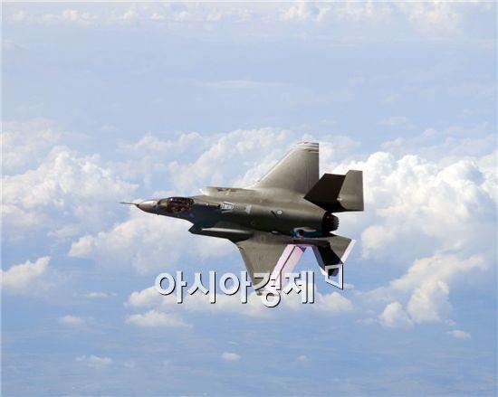 美 최강전투기 F-35 전격공개