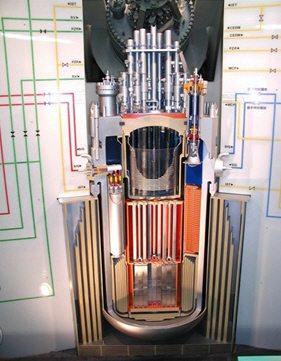 원자력연구원이 개발한 일체형 원자로 SMART.(자료사진)