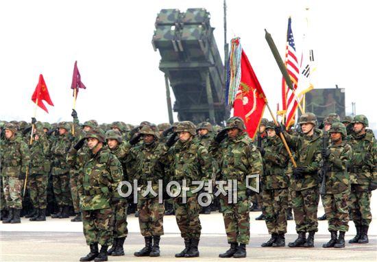 주한미군 패트리어트 미사일부대