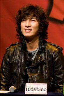 Actor Park Geon-hyeong as Robbie [Chae Ki-won/10Asia]