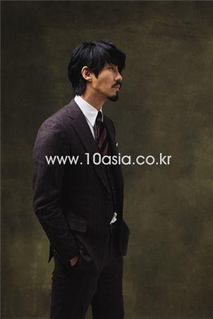 Actor Cha Seung-won [Chae Ki-won/10Asia]