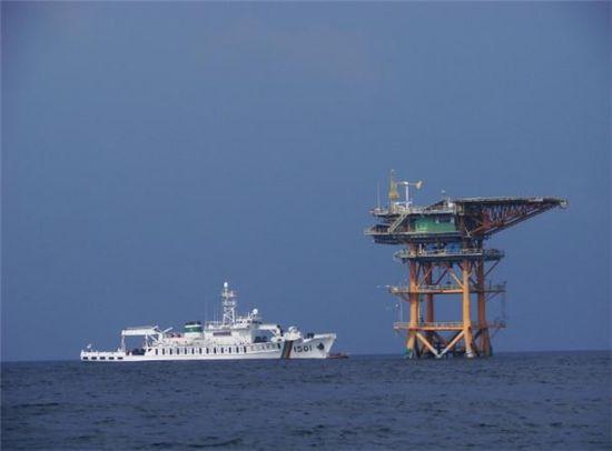 이어도 해양과학기지.(자료사진)
