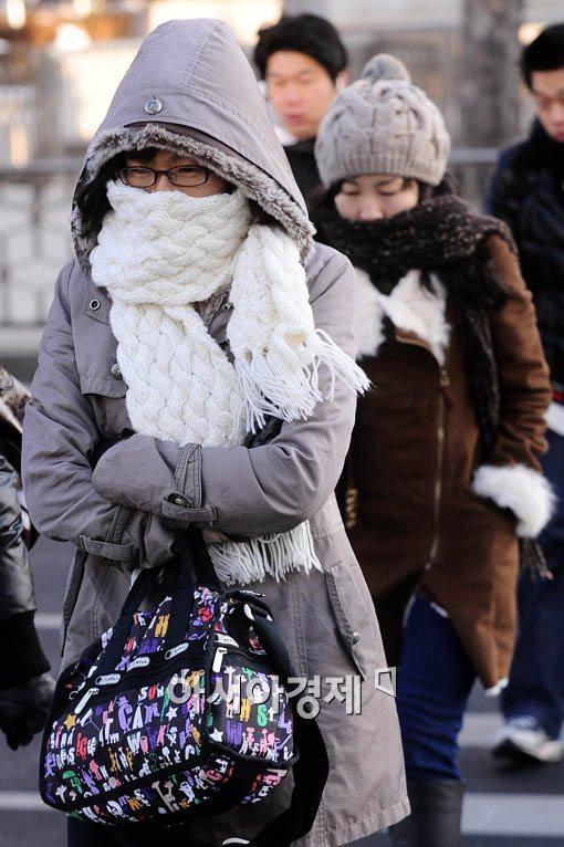 [날씨]11월 마지막 토요일 눈 또는 비