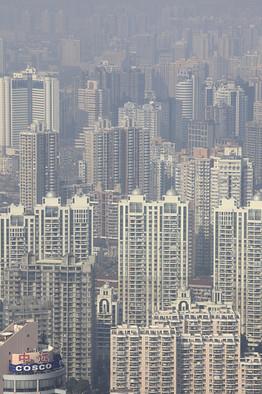 """""""中 부동산 거품, 지방 핵심 도시로 번져"""""""