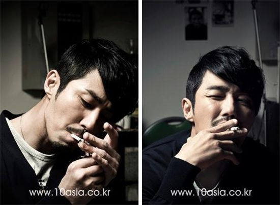 Korean actor Cha Seung-won [Lee Jin-hyuk/10Asia]