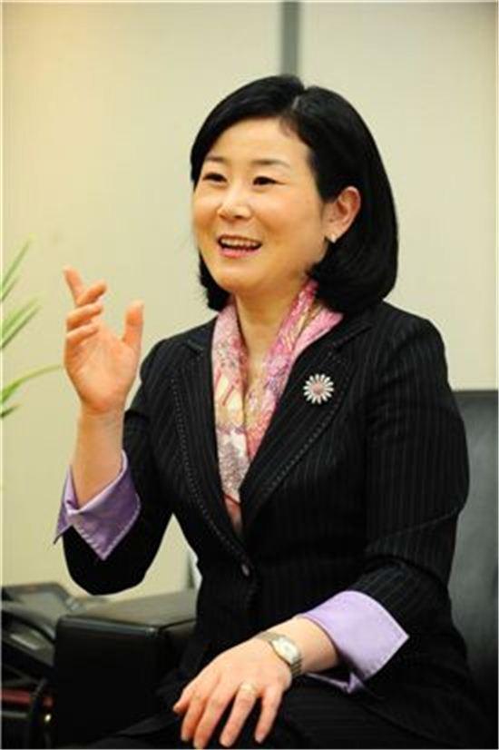 김희정 여성가족부 장관 내정자