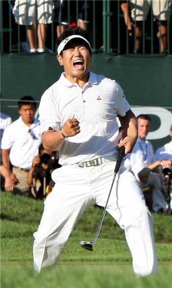 """[PGA챔피언십] 양용은 """"어게인 2009~"""""""