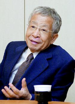 사카키바라 에이스케 전(前) 일본 재무관