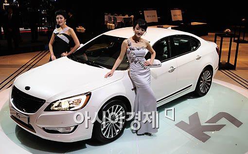 [사진으로 보는 자동차 역사⑨] K5는 제2의 봉고?