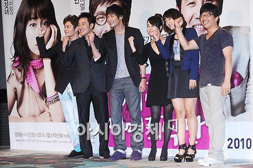 로맨틱코미디 새바람 '시라노' 일일 11만 관객, 흥행 돌풍