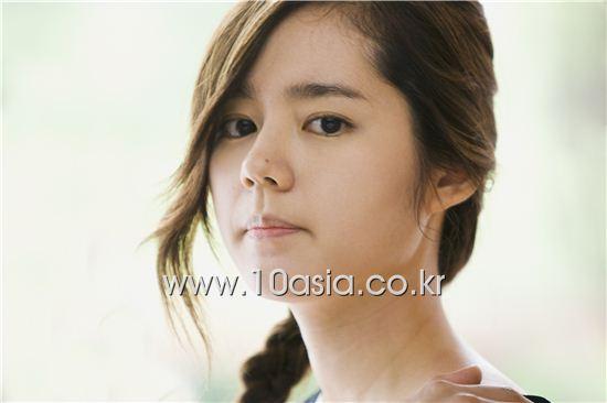 Actress Han Ga-in [Chae Ki-won/10Asia]