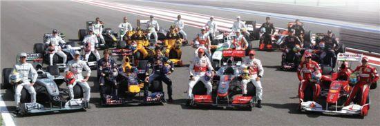 'F1 성공' 총대 맨 기업들 잰걸음
