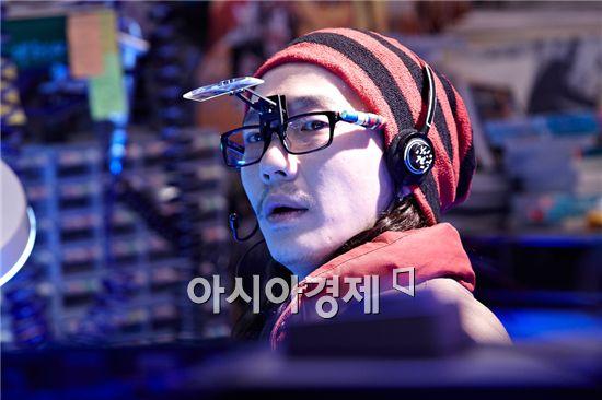 '선덕여왕'의 대풍, 영화 '해결사' 구본치로 깜짝 복귀