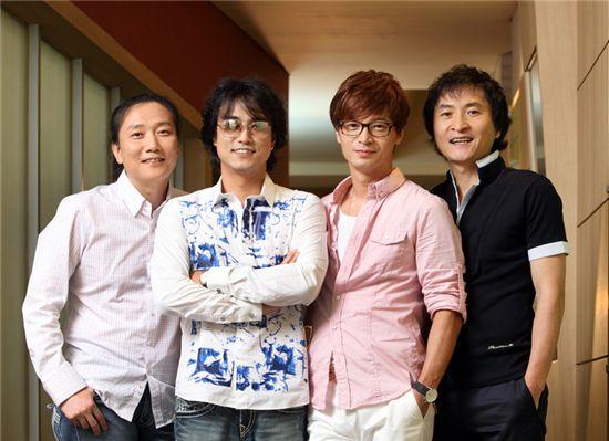 서인국·박상민·서영은·제이, 포커스 콘서트 지원사격