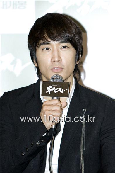 Song Seung-heon [Lee Jin-hyuk/10Asia]