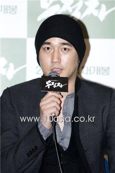 Jo Han-sun [Lee Jin-hyuk/10Asia]