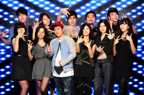 Mnet '슈퍼스타K 2' 톱11
