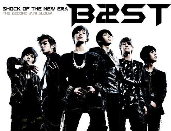BEAST member Yang Yo-seop (second from right) [Cube Entertainment]