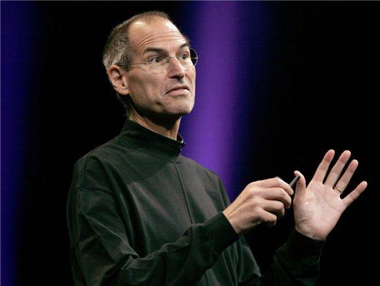 스티브 잡스 애플 CEO