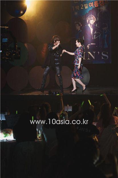 Lee Joon and Yang Mi-kyung [Chae Ki-won/10Asia]