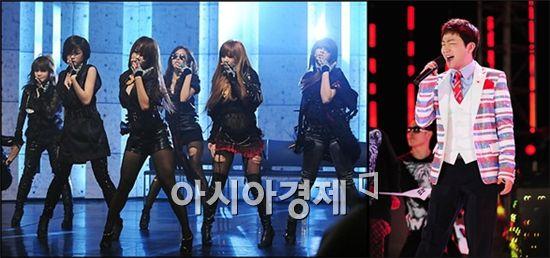 티아라-박현빈의 앞발연기 뮤직비디오 대결 '폭소만발'