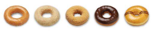 던킨도너츠, '두부도넛 시리즈' 출시
