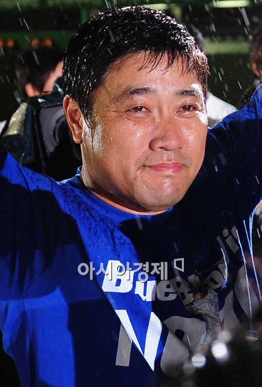 [포토]양준혁 '아쉬워요'