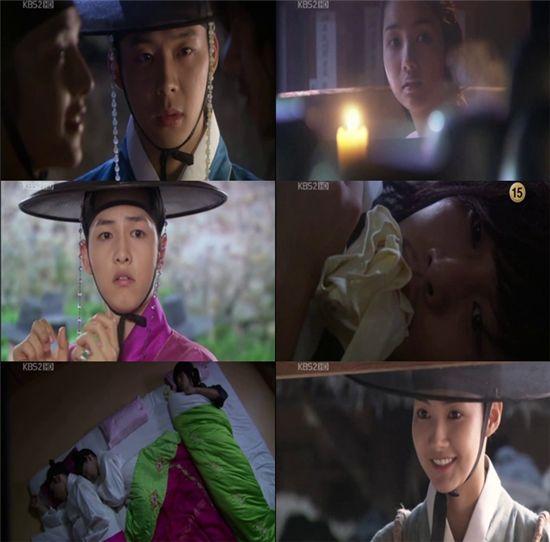 '성균관'을 이끄는 女優들의 힘! 박민영-서효림 '반짝반짝'