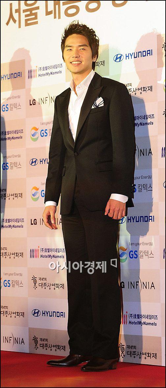 [포토]김태훈 '대종상 왔어요'