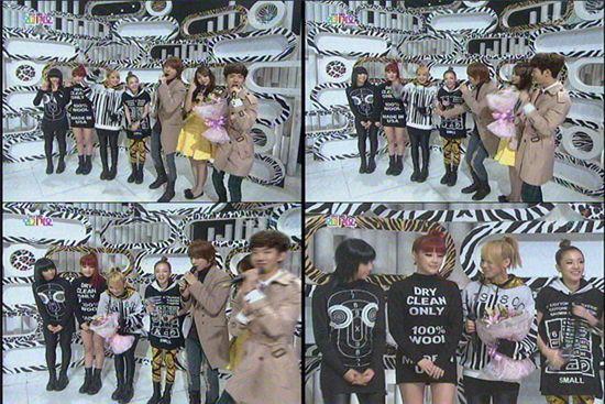 '인가' 2NE1, 음원-음반-지상파 석권 '가요계 평정'