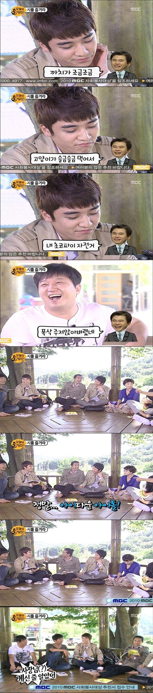 '오즐' 승리, 예능블루칩? 양현석 성대모사 시낭독 '폭소'